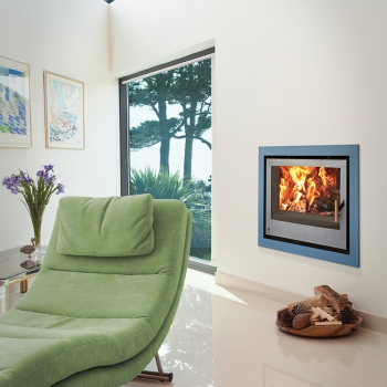 Fuel Stoves, Electric Fires, Hearths and Surrounds - Solid Fuel & Wood